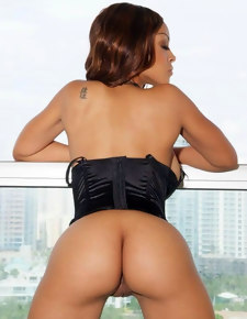 Exclusive big black asses content from all over the world